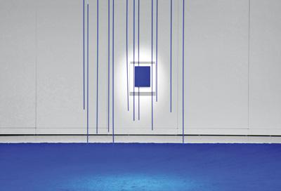 Exposition Klein au Musée Soulages