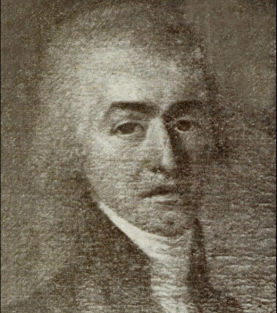 Portrait de P.J. Bonnaterre