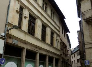 Hôtel de Jouery - Légué à la Société des Lettres de l'Aveyron