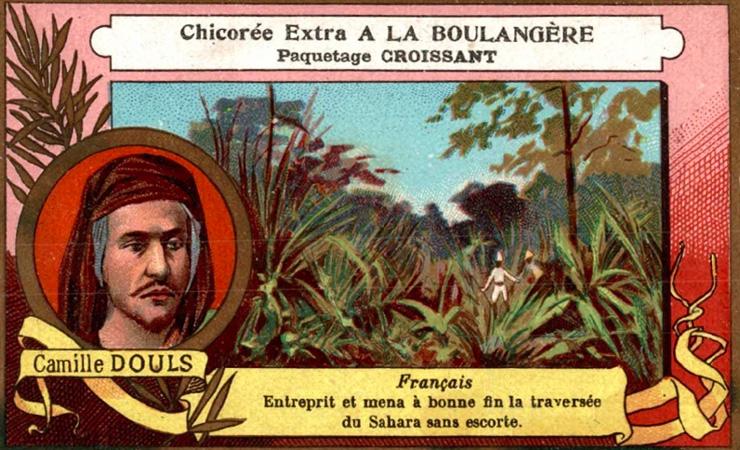 Publicité Camille Douls