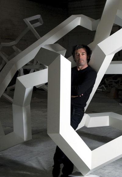Portrait de Nicolas Sanhes