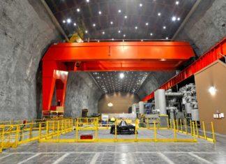 Tunnel d'accès de Montezic