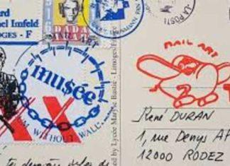 Mail-Art- Rene Duran
