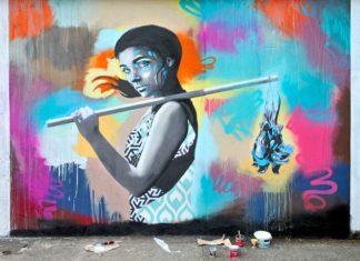 street art - Kilin