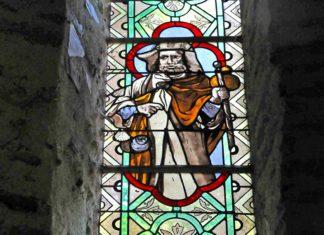 Détail de la Chapelle Ste Foy