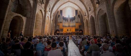 abbaye sylvanes