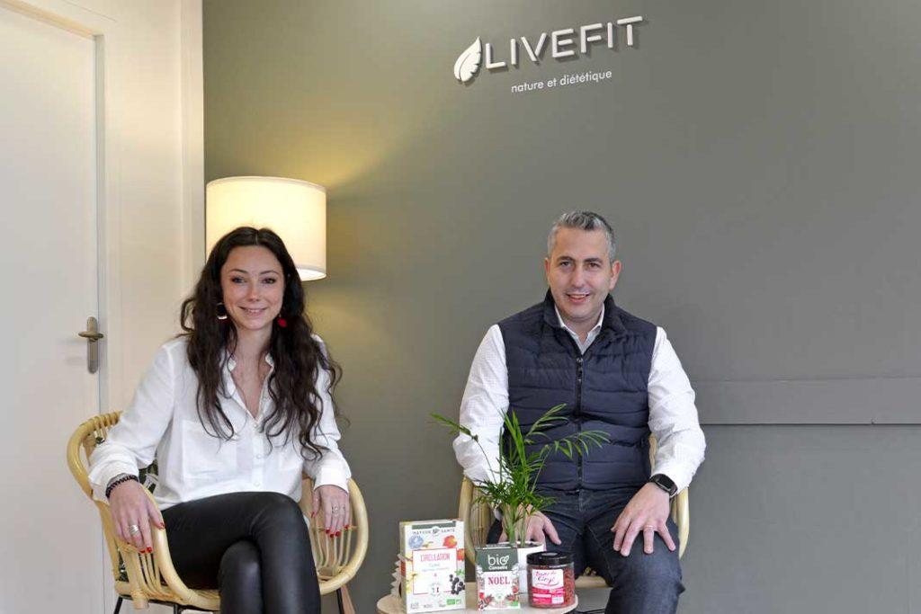 Livefit - Casas