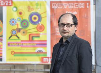 Portrait de Marc Dollat