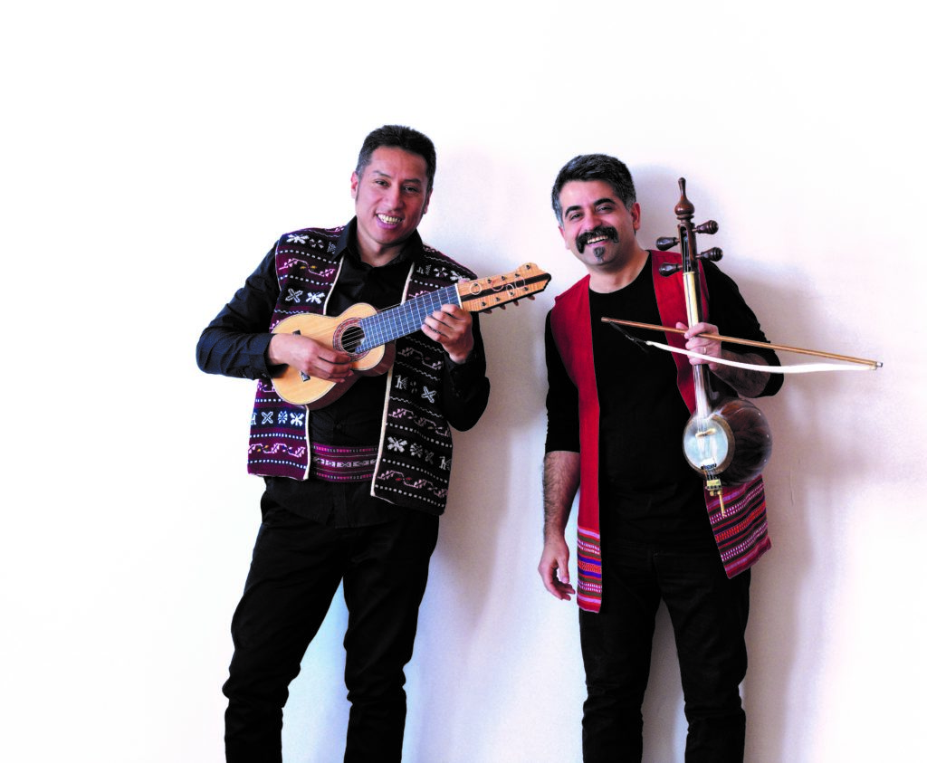 Duo Perse Inca Michael Slobodian 2