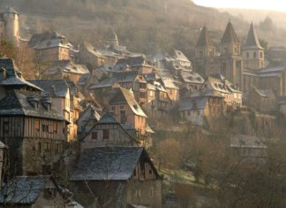 Conques hiver CP Guillaume Amorin 1