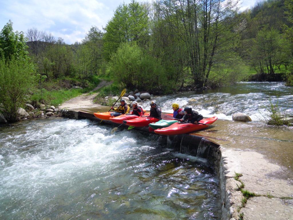 canoe kayak MJC de Rodez 21 22 01