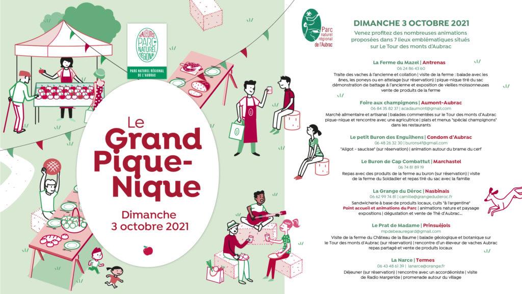 programme GrandPiqueNique